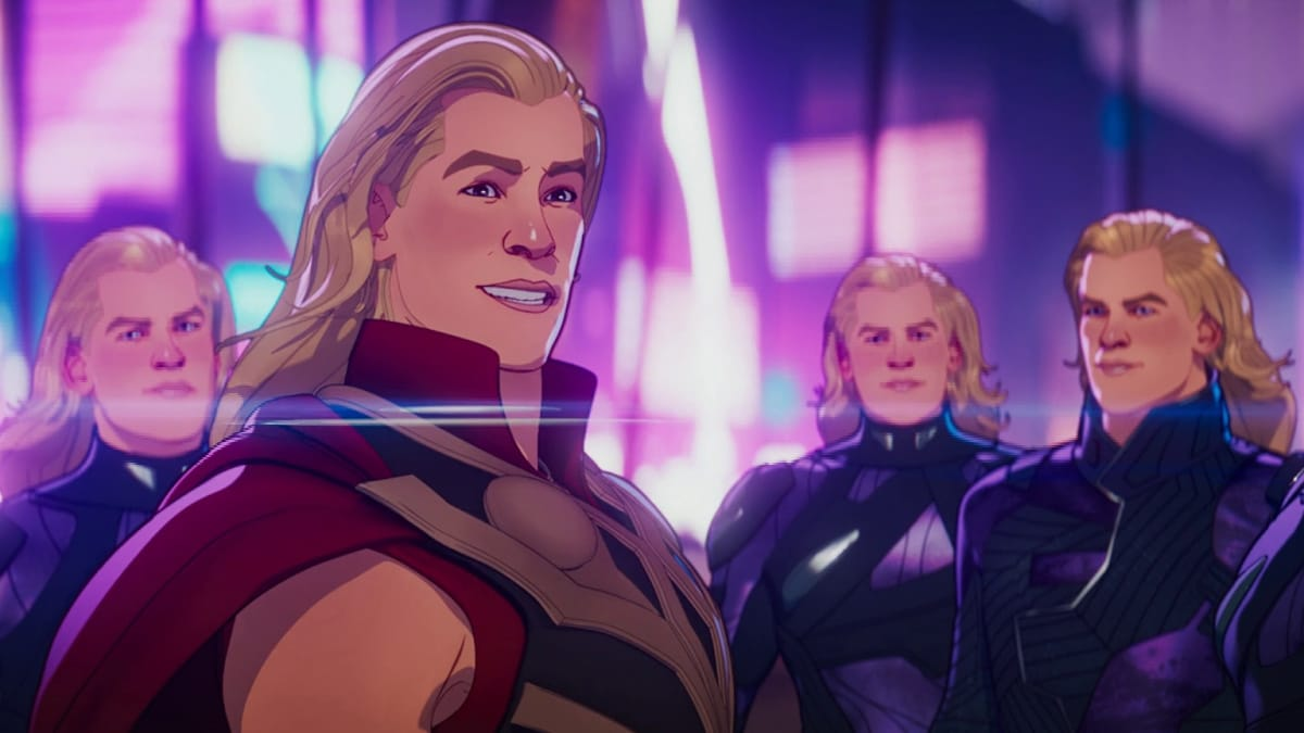 marvel what if thor was an only child