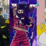 masked singer 911 simpsons fox ratings