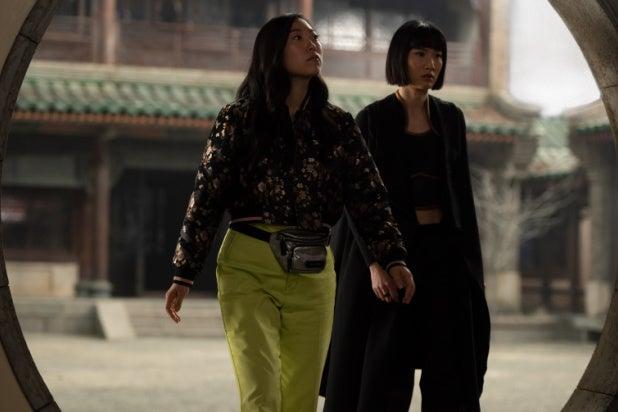 shang-chi awkwafina katy