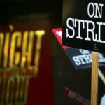 hollywood strike iatse
