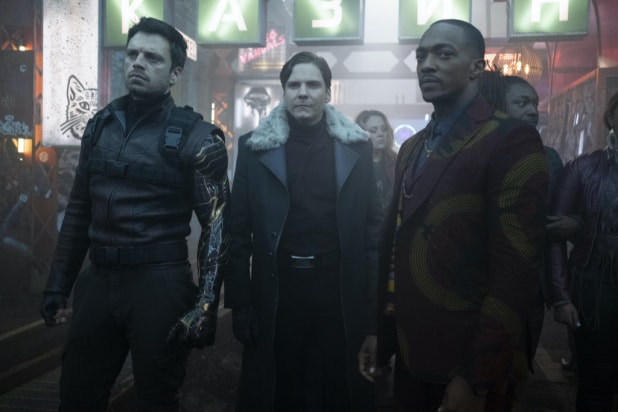 the falcon and the winter soldier zemo