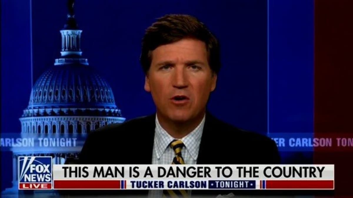 Tucker Carlson Roasted for 'Man is a Danger to the Country' On-Air Graphic.jpg