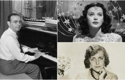 Academy Museum Max Stein Hedy Lamarr Vicki Baum