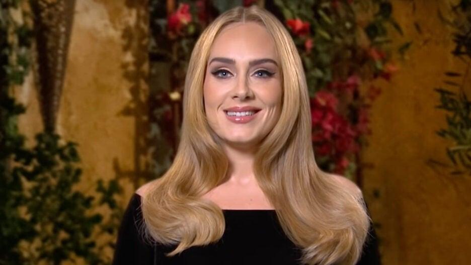 Adele SNL