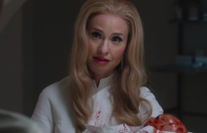 American Horror Story Double Feature finale Leslie Grossman