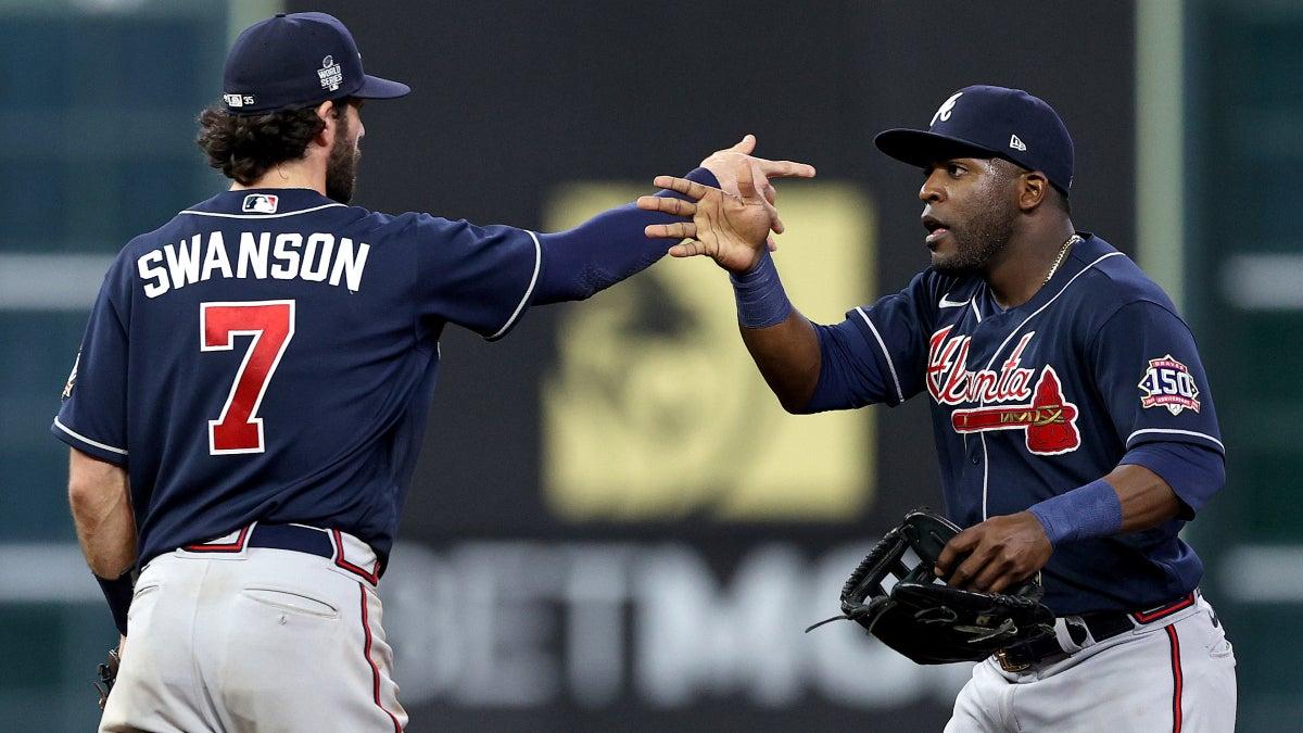 Atlanta Braves win Game 1 of 2021 World Series