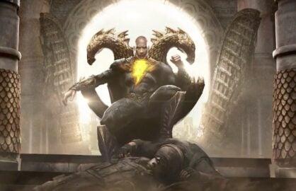 Black Adam DC Fandome 2020