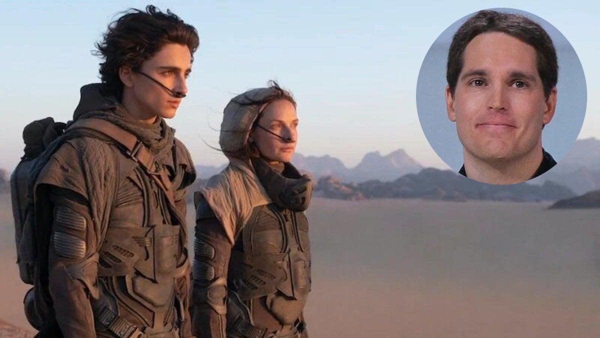 Jason Kilar Warnermedia Dune