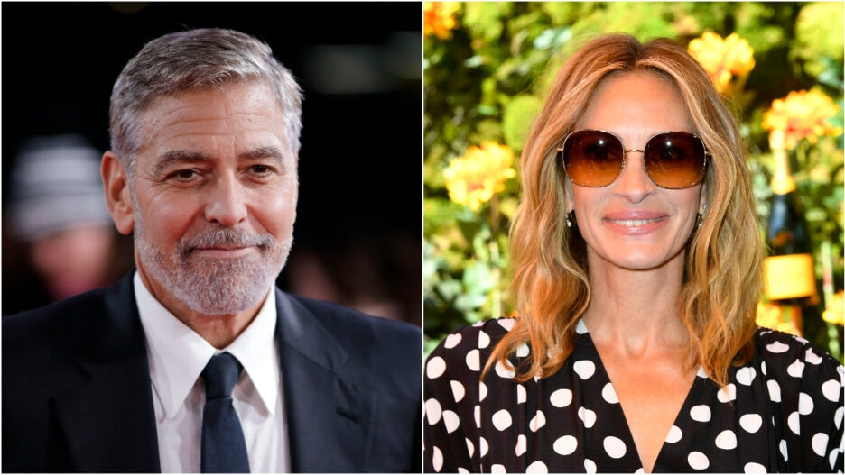 George Clooney Julia Roberts Ticket to Paradise