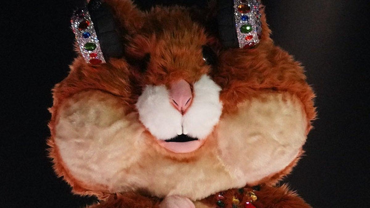 Hamster Masked Singer