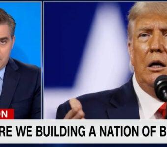 Jim Acosta CNN Donald Trump bullies