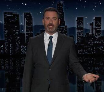 Kimmel Santa Antivaxxer