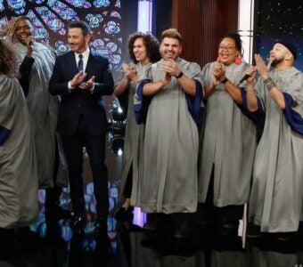 Kimmel Silver Lining Singers