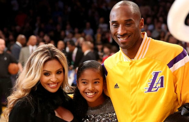 Kobe Bryant Vanessa Bryant daughter Gianna