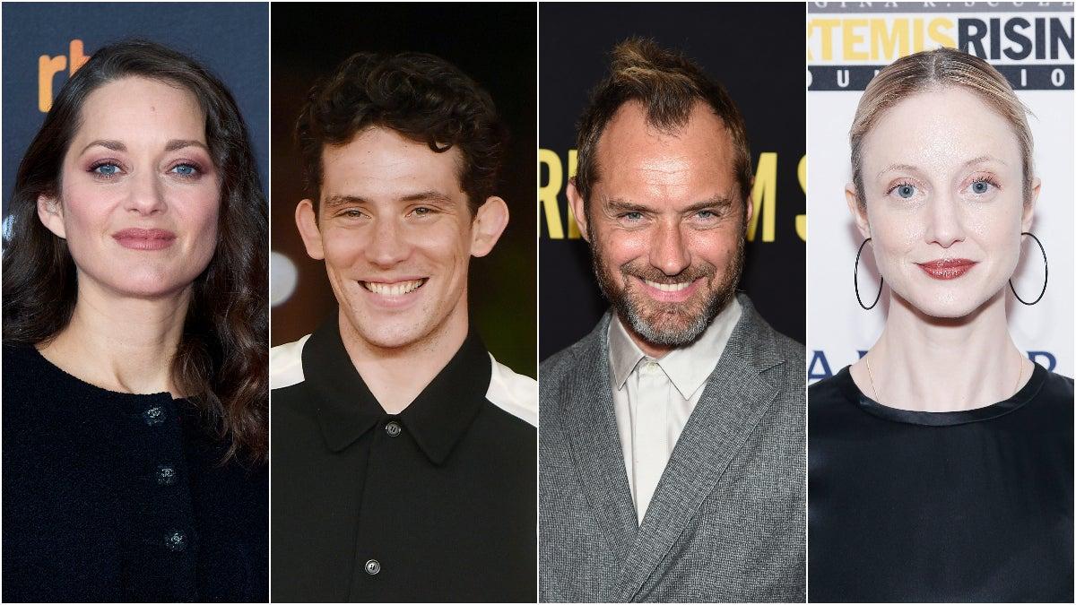Lee Cast