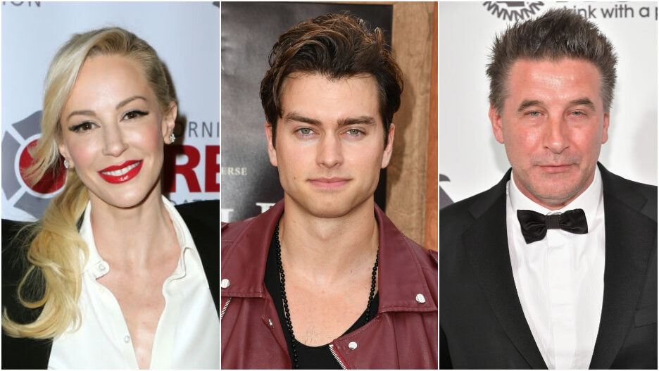 Louise Linton Pierson Fode William Baldwin Out of Hand