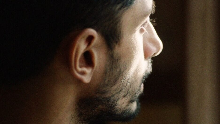 "Riz Ahmed in ""The Long Goodbye"""