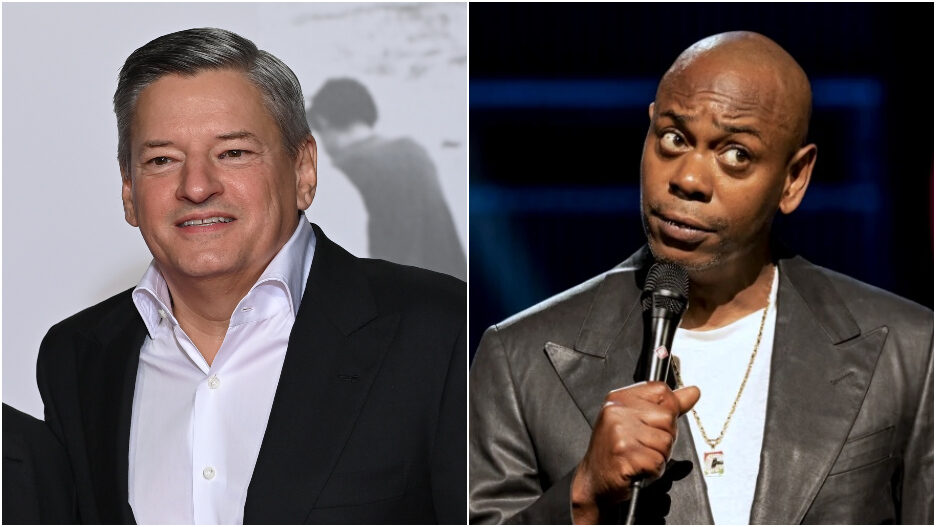 Ted Sarandos Dave Chappelle