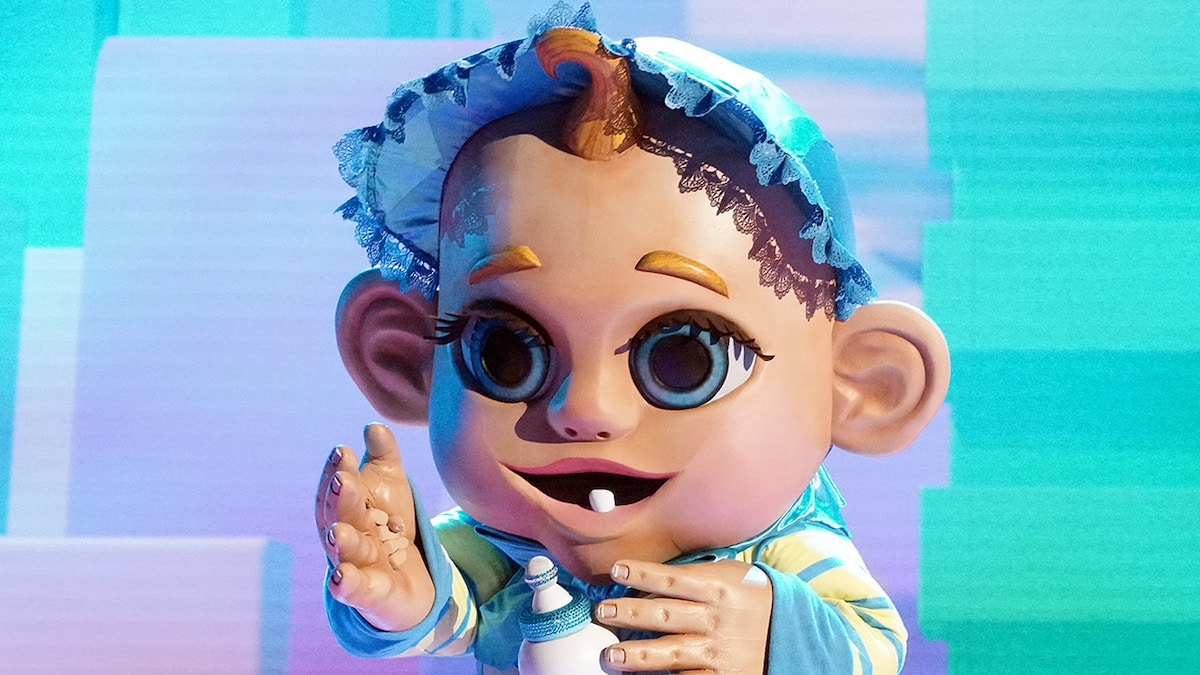 The Masked Singer Baby