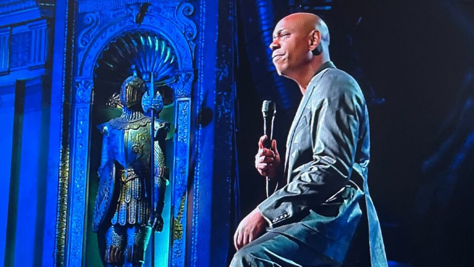 dave chappelle the closer netflix special