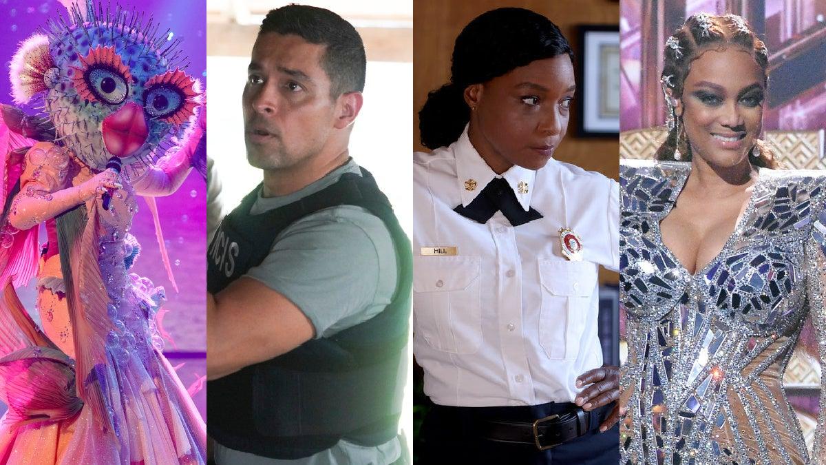 fall tv premiere week ratings 2021