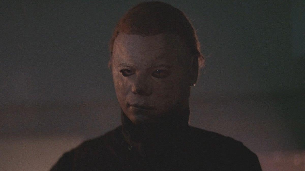 Halloween 2 1981 Michael Myers