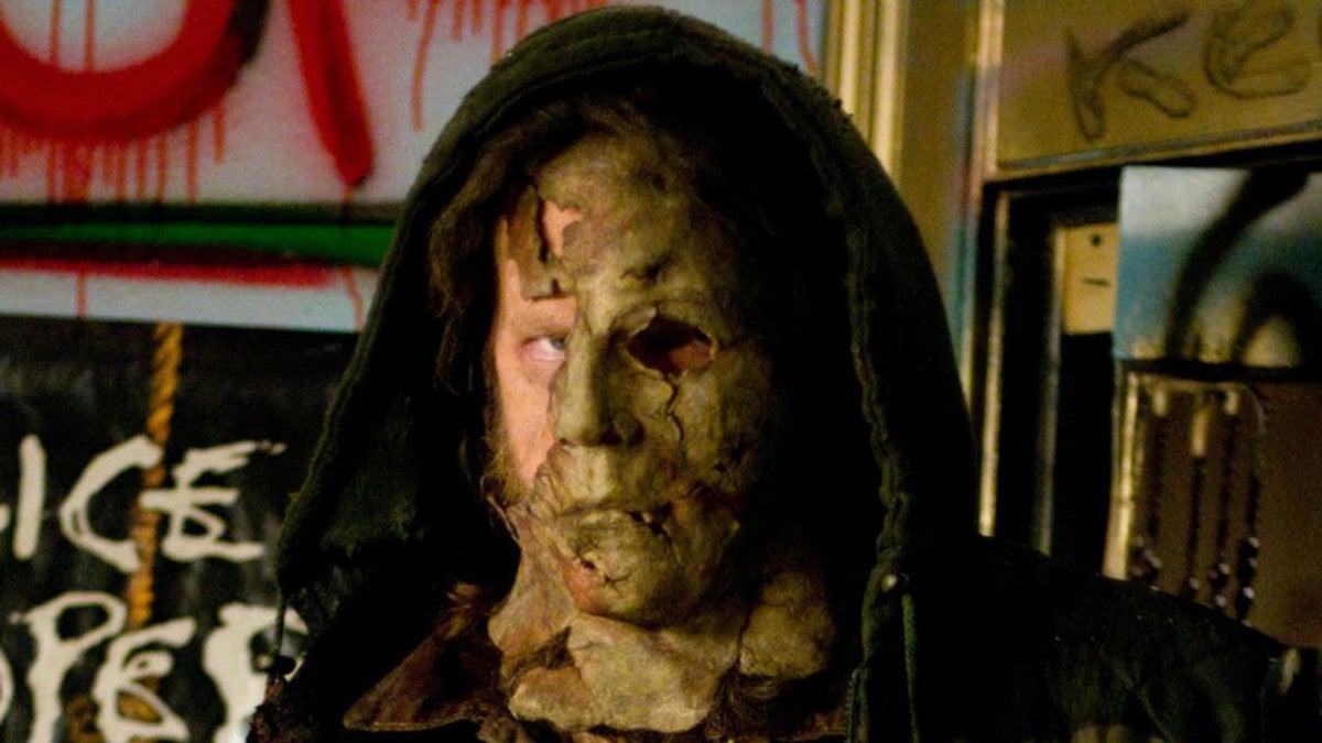 Halloween 2 2009 Michael Myers