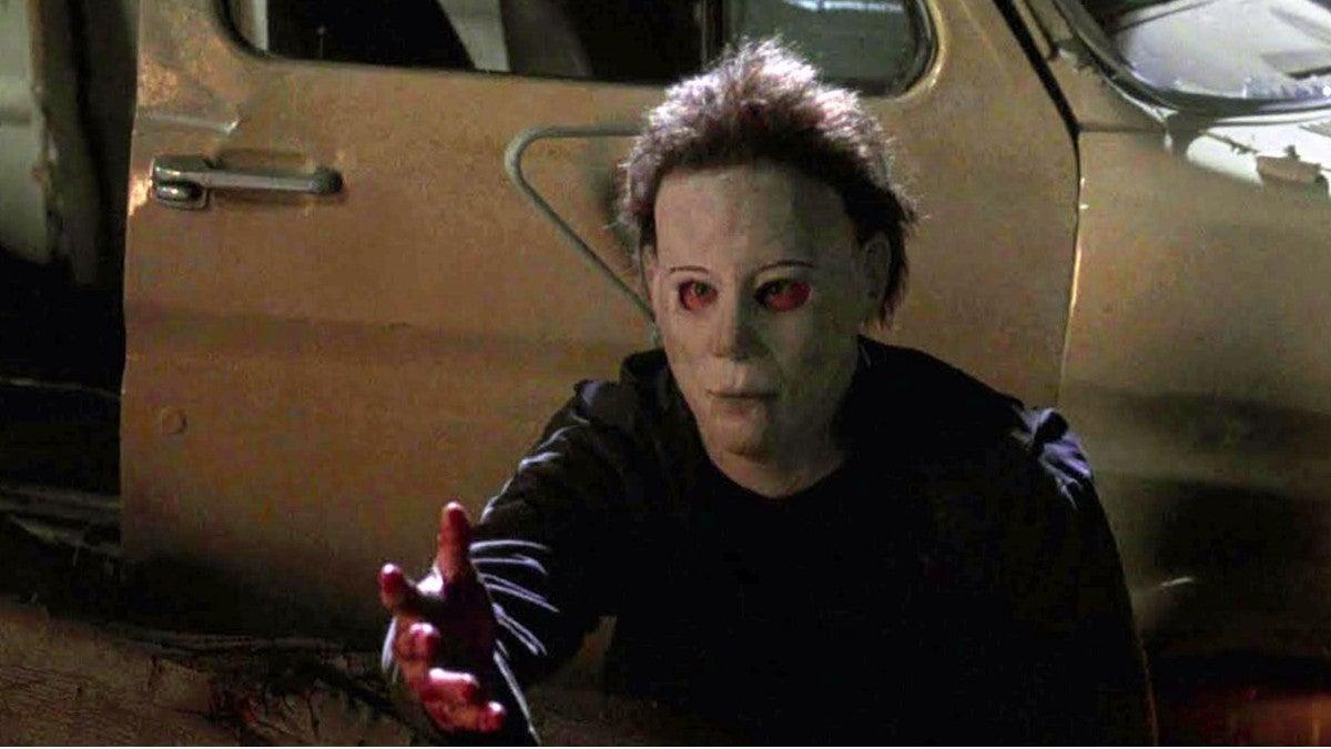 Halloween H20 Michael Myers