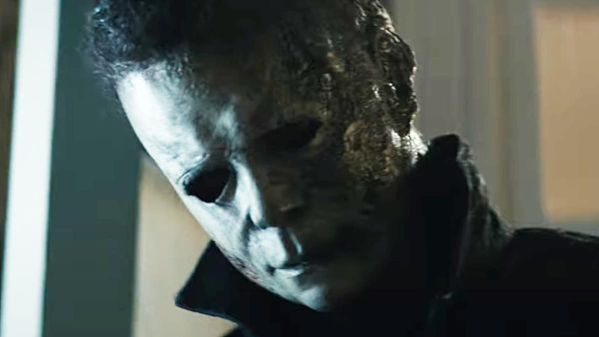 Halloween Kills, Michael Myers, Mask, Burnt Michael Myers Mask