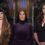 SNL Kim Kardashian